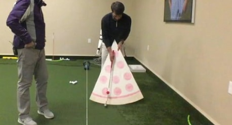 Learn 2 Putt Sector The Pizza Slice